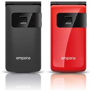 Emporia FLIP Basic Senior SOS SIM Free Phone