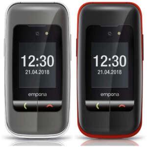 Emporia One Senior SOS SIM Free Phone