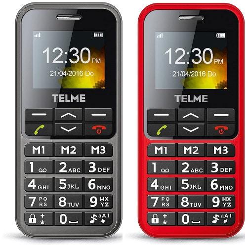 TELME C151 SOS phone